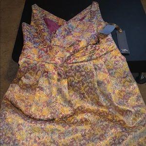 Bnwt never worn zac Posen target brocade dress 13